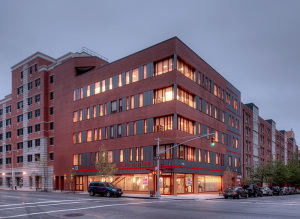 Family Health Center of Harlem building