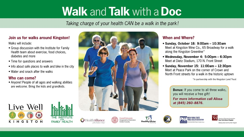 WalkTalk with DocSM